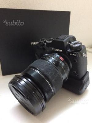 Fuji XT2 Nuova + Zoom  + Battery Grip