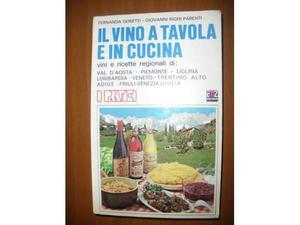 Il Vino a Tavola e in Cucina