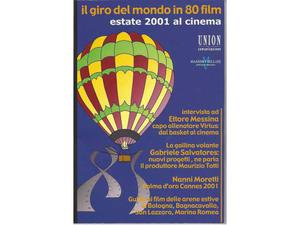 Il giro del mondo in 80 film, estate  al cinema