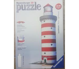 LOTTO DI 7 PUZZLE 3D RAVENSBURGER