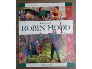 La Storia di Robin Hood, Vallardi I.G.