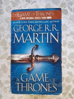 Libri delle serie Tv Castle e Game of Thrones