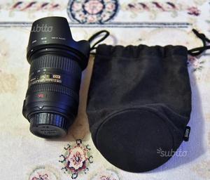 Nikon AF-S DX mm f/ G ED VR