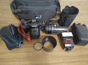 Reflex 35mm Olypus OM101