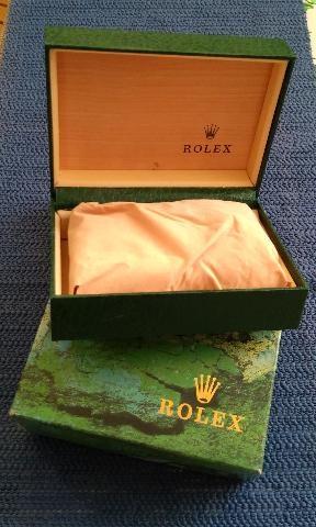 SCATOLA originale per Rolex