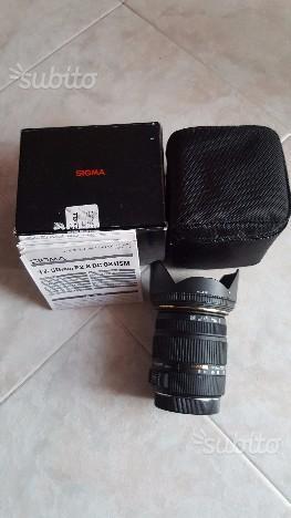 SIGMA  f/2.8 EX DC OS HSM x Nikon - NUOVO -