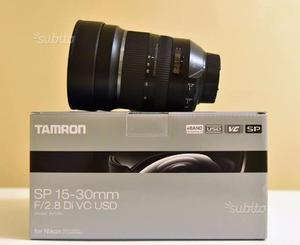TAMRON SP  mm F/2.8 Di VC USD NIKON