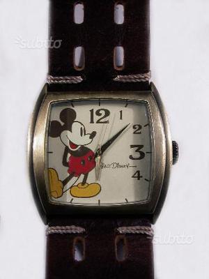 Walt Disney Orologio Vintage