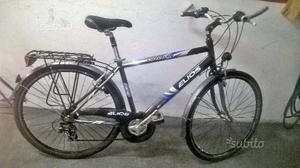 2 City bike 28 Elios per uomo e per donna