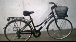 4 City bike 28 con cambio e accessori