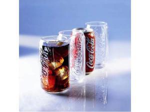 Bicchieri Coca Cola Luminarc da Long Drink 6 Pz x 35 Cl
