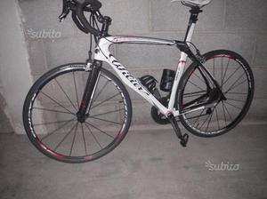 Bici da corsa Wilier carbonio 7 KG Perfetta