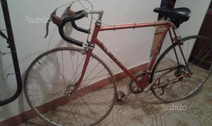 Bici da corsa vintage OLMO