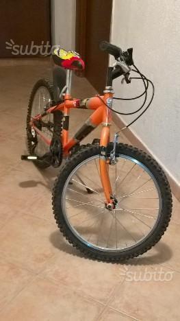 Bici mountain bike ragazzo