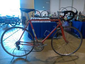 Bicicletta da corsa d'epoca anni '70