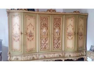 Stile veneziano camera da pranzo marca silik posot class - Letto stile veneziano ...