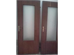 Cedo porte in legno color noce