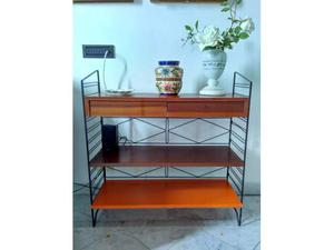 Etagere consolle anni 50