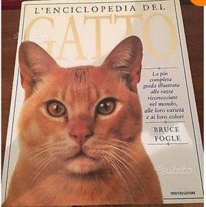 L' ENCICLOPEDIA DEL GATTO di Bruce Fogle Edizione