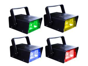 LUCE strobo led lampada stroboscopica disco dj vari