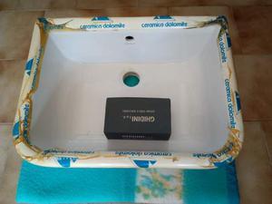 Lavatoio Ceramica Dolomite