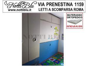 Letti a Scomparsa _ letto a castello per bambini Roma