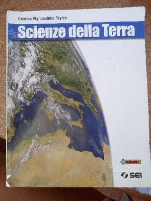 Libro Scienze della Terra isbn