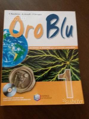 Libro di scienze scolastico