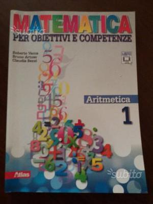Libro matematica scolastico