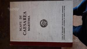 Libro scavi di cesarea marittima