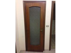 Porte interne in legno anni 80