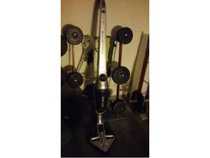 Aspirapolvere scopa a batteria silvercrest posot class for Ricambi scopa elettrica vileda