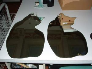 Num 2 specchi a forma di sole posot class - Specchio a forma di sole ...