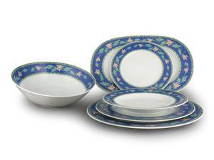 - servizio tavola 41 pezzi duca romantico