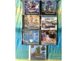 7 giochi playstation 1-2 con mod.