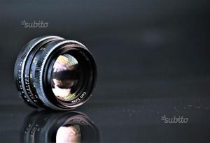 Carl Zeiss Planar 50mm f1.4 HFT Stupendo