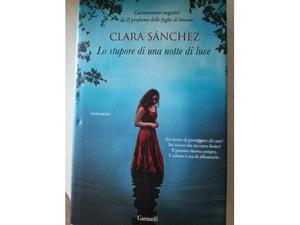 Clara sanchez lo stupore di una notte di luce grazanti