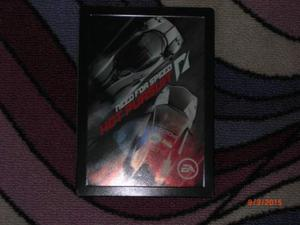 Custodia in metallo per Need for speed PS3