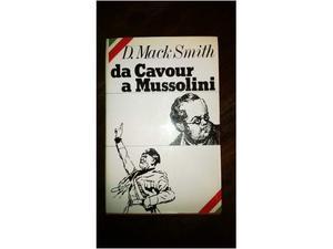 Denis Mack Smith, Da Cavour a Mussolini