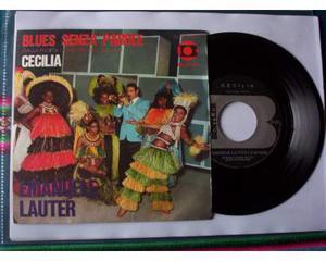 Disco 45 giri: Emanuele Lauter e la sua orchestra