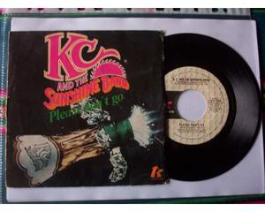 Disco 45 giri: K. C. And The Sunshine Band