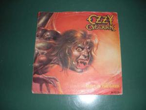 Disco heavy metal Ozzy osbourne 45 giri vinile shot in the