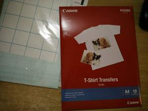 Fogli per stampa su magliette