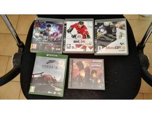 Giochi originali per ps3,ps1,xbox one