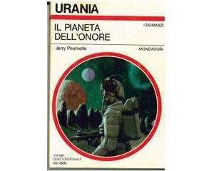 Il pianeta dell'onore jerry pournelle urania