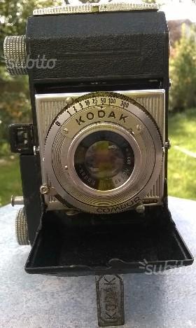 Kodak retinette II type 160 anno