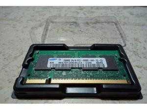 Modulo di memoria RAM Samsung 256MB DDR2 PCS