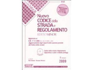 Nuovo Codice Della Strada e Regolamento+CD Codici,Tabelle