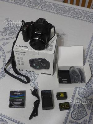 Panasonic Lumix F72 Superzoom