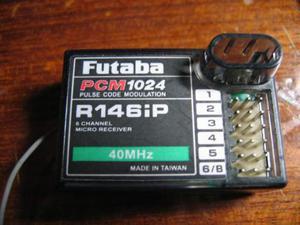 Ricevente Futaba PCM R146iP 40Mhz 6ch